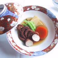 飯蛸と朝堀り筍の柔らか煮
