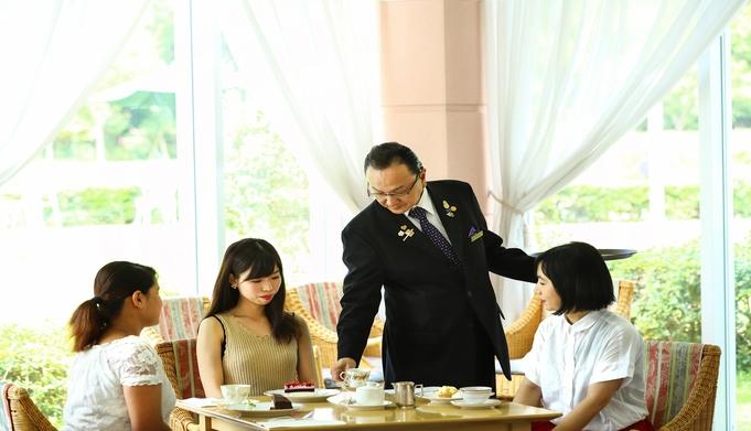 【朝食ランクアップ】〜優雅な朝のひと時〜「和朝食/しおさい御膳」プラン