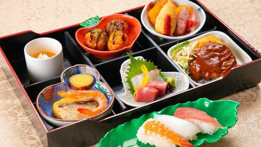 【和食】子供料理(小学生様向け)
