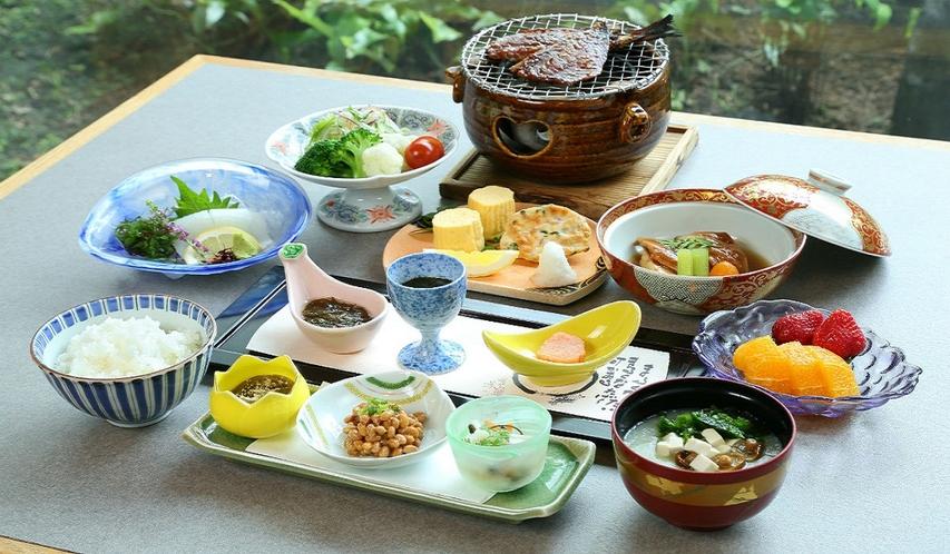 しおさい御膳(朝食ランクアップ)