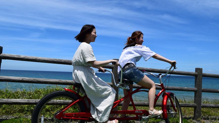 岡垣町観光協会レンタサイクル