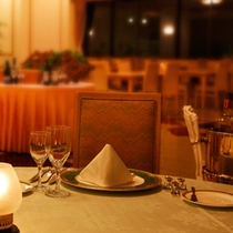 レストラン「ヴェルジュール」(ディナーイメージ)