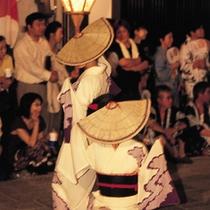 おわら風の盆(女踊)