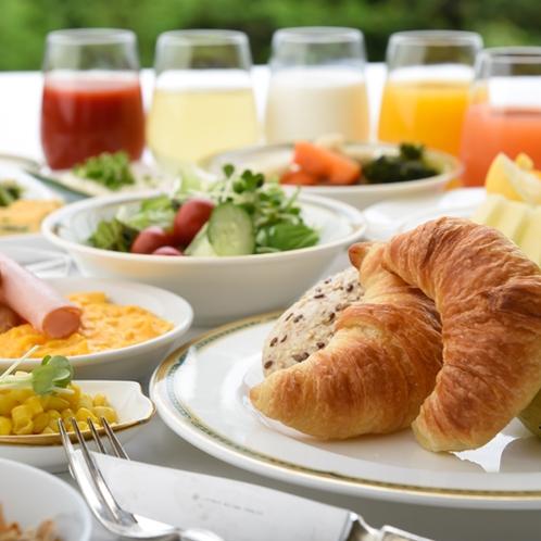 朝食バイキング(洋)