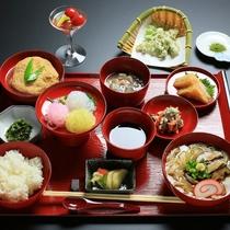砺波の郷土料理
