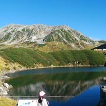 立山黒部アルペンルート(みくりが池)