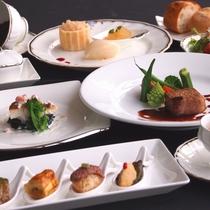 ■フランス料理■    フレンチコース一例