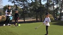 子どもとゴルフ02