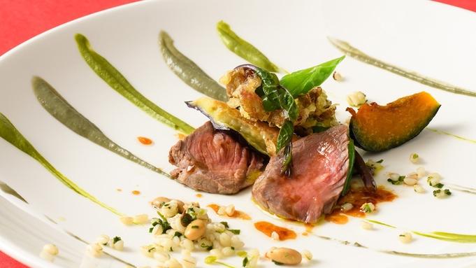 【味覚☆夕朝食付】眺望の良いレストランで楽しむ!こだわりのフランス料理コース