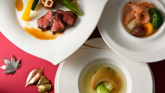 【味覚☆夕朝食付】優しい味わいが魅力!おいしい&本格的!中国料理コース
