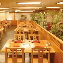 【和食レストランまほろば】