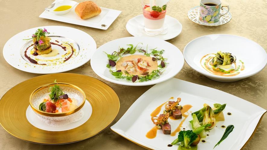 【フランス料理コース『洋風会席』】