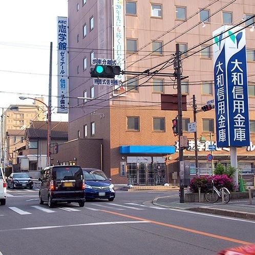 【車でのアクセス②】