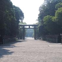 「橿原神宮」