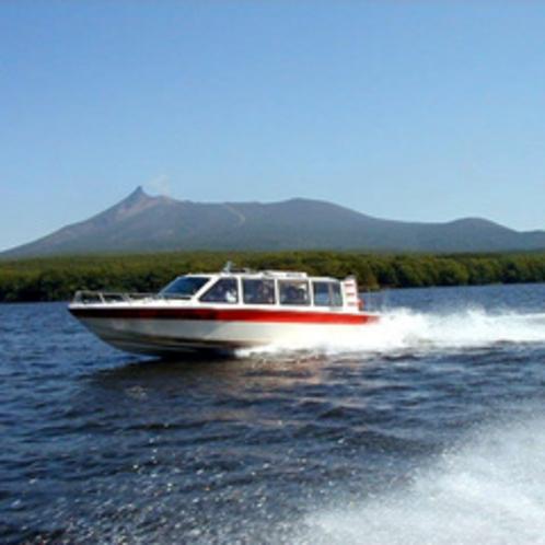 【大沼】モーターボートクルージング
