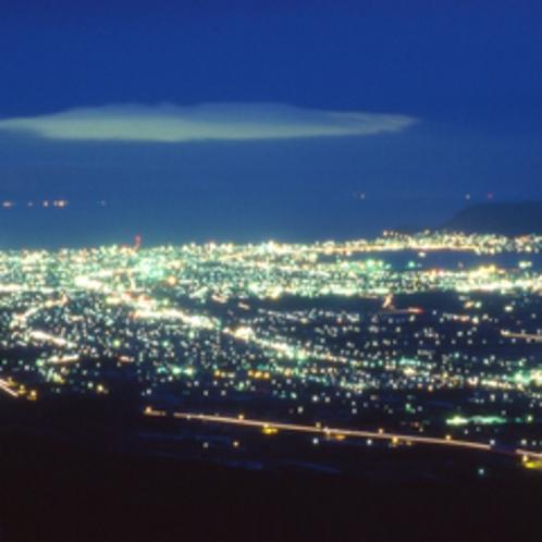 【函館】三大夜景のひとつ