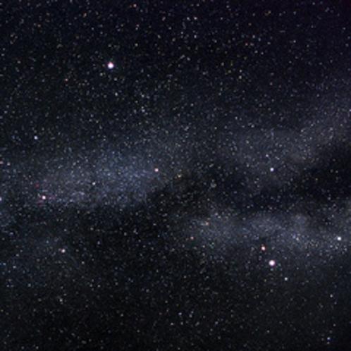 【屋上】屋上からは満点の星空がご覧いただけます