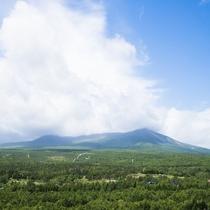 秀峰駒ヶ岳