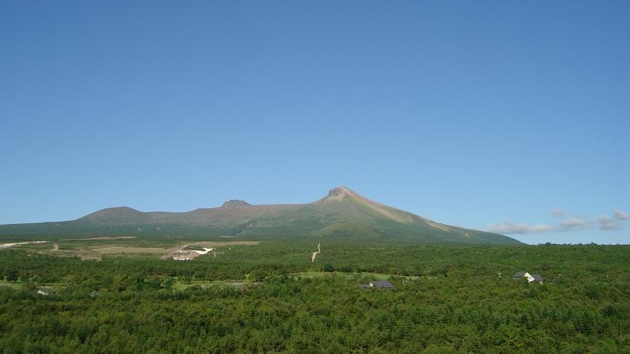 【駒ヶ岳】夏景