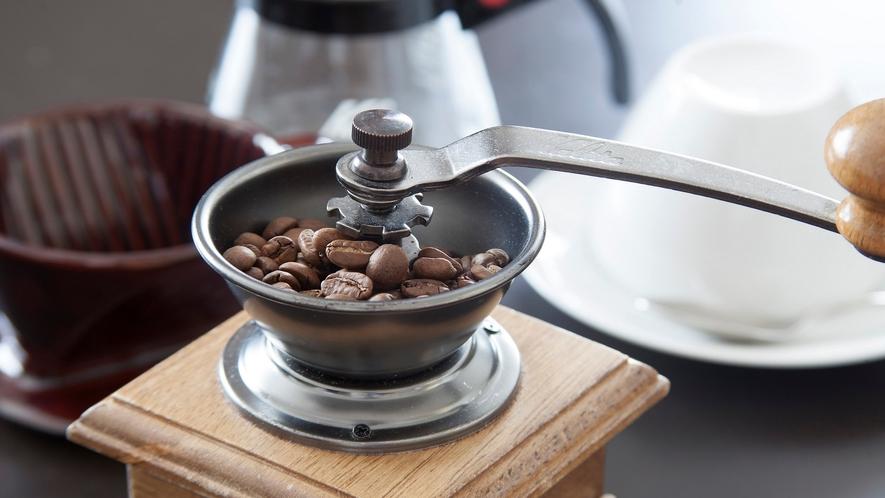 【スイートルーム限定】コーヒーセット