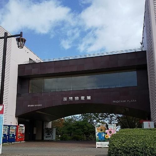 道の駅「YOU・遊・もり」