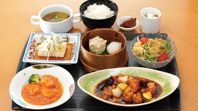 ◇お日にち限定◇一人旅を満喫♪夕食は中国料理おまかせ御膳/夕朝食付