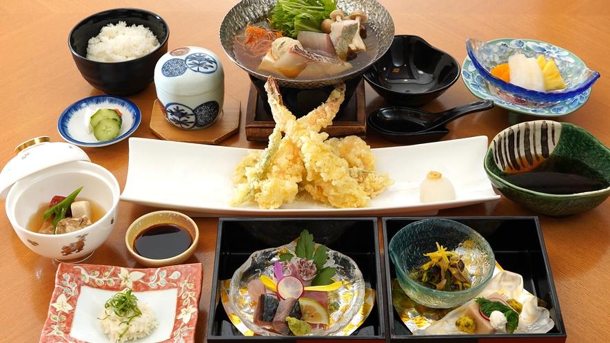 日本料理「一人旅御膳」_イメージ
