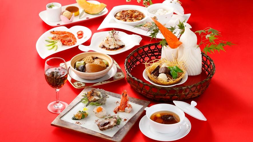 中国料理「美食菜譜ーTHE YAHATAー」_イメージ
