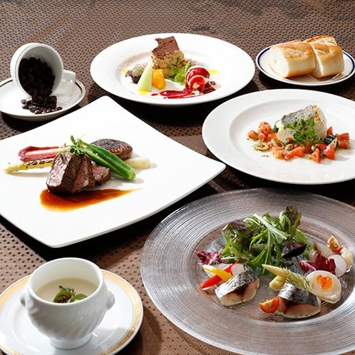 ■洋食コース_イメージ