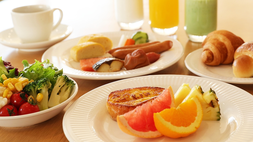 朝食バイキング_イメージ