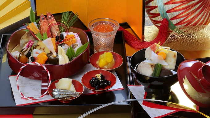 【年末年始】《日本料理特選会席》お正月は湯ったりとロイヤルホテル長野で!