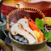 [松茸プラン]秋の味覚松茸を味わう(イメージ)