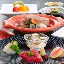 [日本料理]信州味めぐり会席(イメージ)