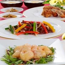 [中国料理]定番中国料理を卓盛で楽しむ(イメージ)