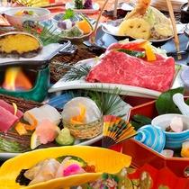 加能膳・夏(写真はイメージです)加賀や能登の味覚を味わう