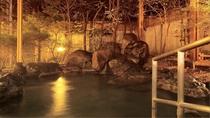 志賀の郷温泉・露天温泉岩風呂*