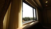 客室(スーペリアツインルーム)眺めの一例*