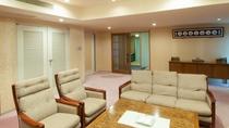 客室(和洋ロイヤルスイート)スタンダード洋室の約3倍、110平米の特別室は6名様定員*