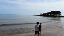 [観光]安部屋海岸・弁天島(ホテルから約3キロ)*