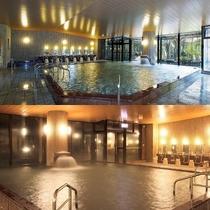 志賀の郷温泉大浴場