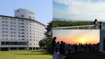 大自然の中でのんびり‥‥*「日本の夕陽百選の宿」へようこそ♪