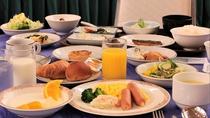 朝食バイキング会場イメージ*