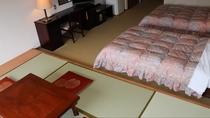 客室(和洋室の一例)*