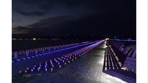 [観光]世界一長いベンチ©志賀町(車で約20分)ときめき桜貝廊*