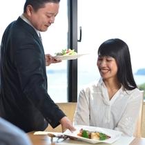 [ レストラン ] お食事 イメージ