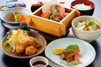 夕食セットメニュー【お得!大分名物が楽しめるプラン】