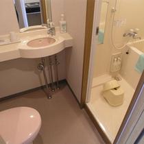 ♪本館洗面バスルーム