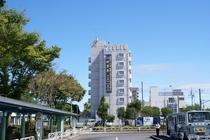 竜ヶ崎プラザホテル本館(系列ホテル)