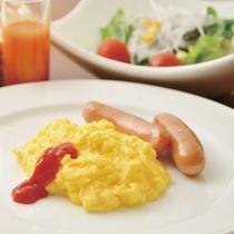 朝食イメージ:洋風食