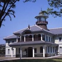 旧水海道学校